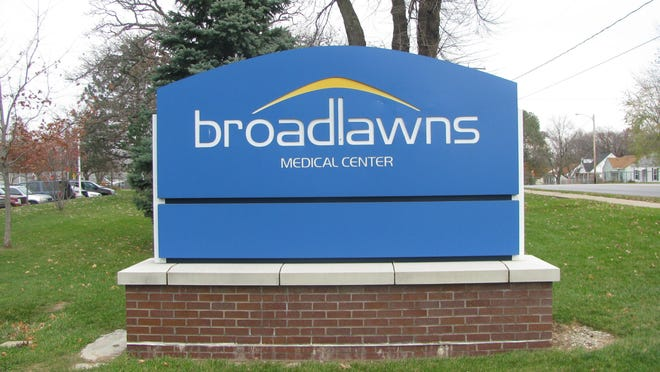 Broadlawns Medical Center, 1801 Hickman Road, has acquired five houses and one vacant lot south of Hickman Road, directly across the street from the medical center.