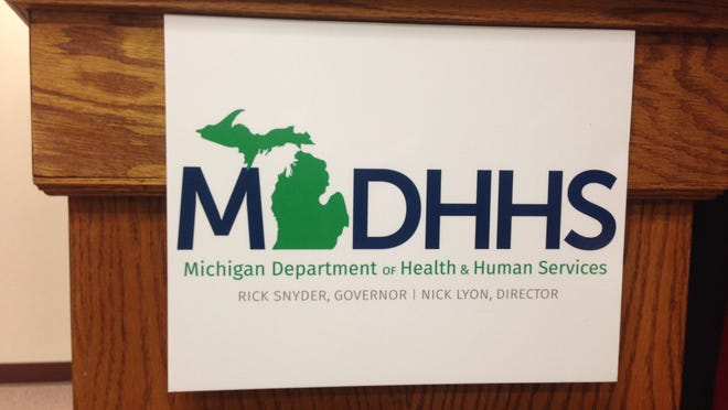 The new logo for the Michigan Department of Health and Human Services.