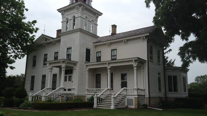 Built by former State Sen. Samuel B. Stanchfield in 1876 (a centennial year) the historic home on East Pioneer Road has been owned and renovated by James and Carla Schuster for 41 years.
