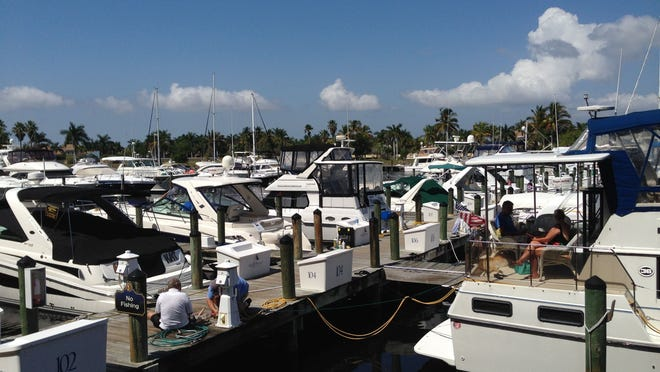 Dealers from around the region will bring their boats to the Cape Harbour Water and Wheels  this weekend.