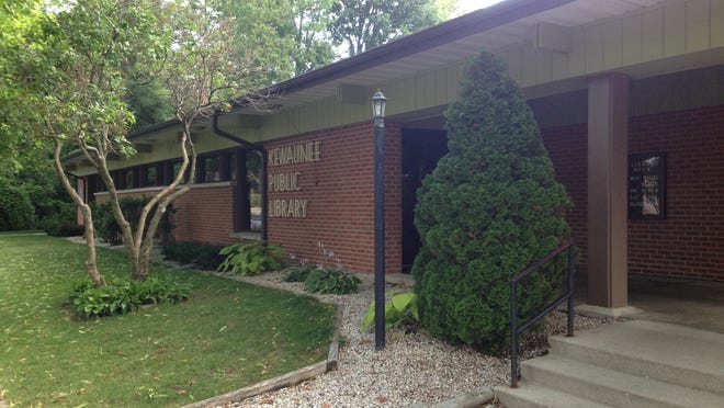 Kewaunee County is billed whenever residents use a library in another county rather than local facilities like the Kewaunee Public Library.