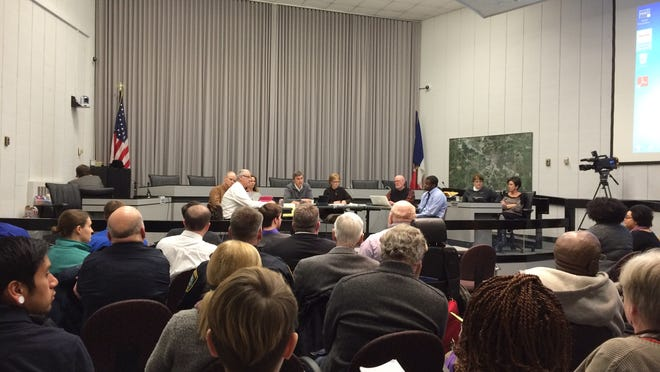 Several members of the Iowa City community spoke to City Council about their concerns regarding racial disparity in the city during the council's work session Tuesday.