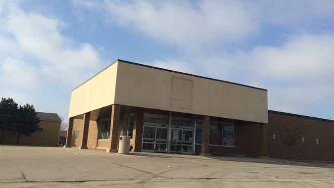 The temporary winter shelter for homeless people, housed in a former Aldi grocery store at 1534 Gilbert St. in Iowa City, closed for the season last week.