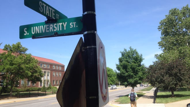 A new master plan, delivered last week, imagines State Street being transformed through West Lafayette and Purdue University. Purdue President Mitch Daniels says he's all-in on the State Street master plan and that the university doesn't want to see improvements roll out slowly.