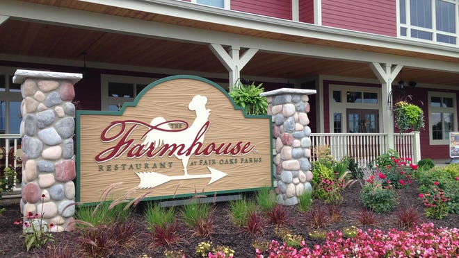 The Farmhouse Restaurant at Fair Oaks Farms is just 50 minutes north of Lafayette off Interstate 65.