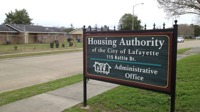 Two people pleaded guilty to defrauding the federal government's Section 8 housing program operated by the Lafayette Housing Authority.