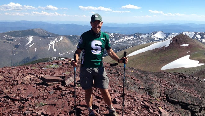 Ken Dawson will attempt the 3,100-mile Continental Divide Trail from Mexico to Canada after he retires from MSU this spring.