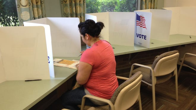 Voters had their say in Tuesday's general election.