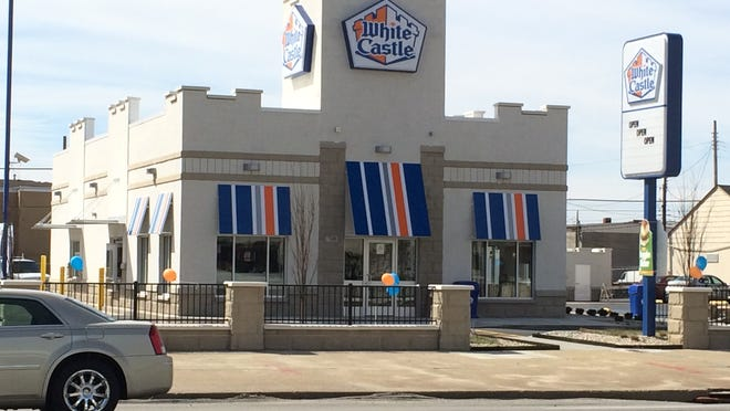The new Broadway White Castle opened in 2015 across from the Gene Snyder U.S. Courthouse and Custom House at 7th Street downtown.