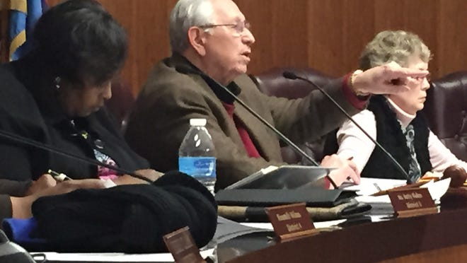 Monroe City Councilman Ray Armstrong plans to introduce an ordinance in Tuesday's council meeting that he said gives businesses a fair chance at doing business with the city.