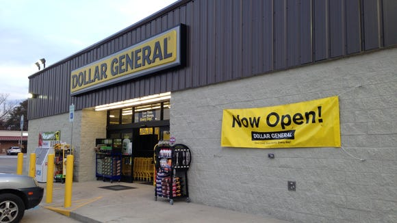Dollar General carries food, housewares, seasonal items,