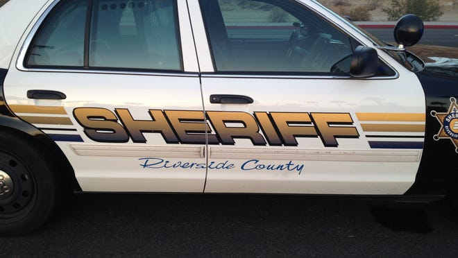The Riverside County Sheriff's Department said the body was found near Fillmore Street and Avenue 78.