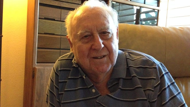 Ken Westcott, World War II Veteran, U.S. Navy, Cathedral City