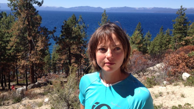 Candice Burt, 32, of Bellingham, Wash., is co-director of the Tahoe 200 Endurance Run. The run starts Sept. 5 and will test runners with about 37,000 feet of ascent. Burt says it is the first single-loop 200 race in the United States.