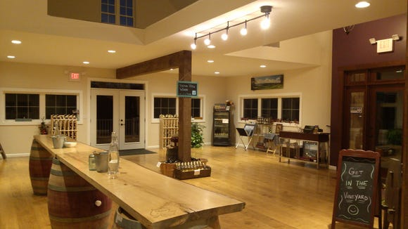 Keuka Lake-based Vineyard View Winery had its official opening in May. Provided photo.