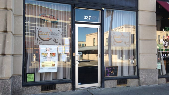 East/West Kitchen, an Asian-fusion restaurant, has opened at 337 East Ave.