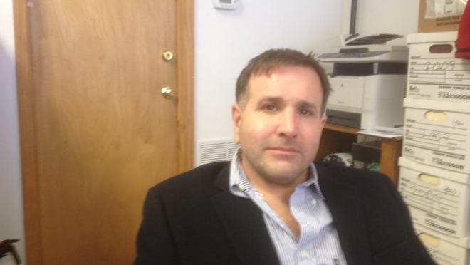 Retired Pelham Manor Police Officer Marc Lenci said he was first shown the emails last month.