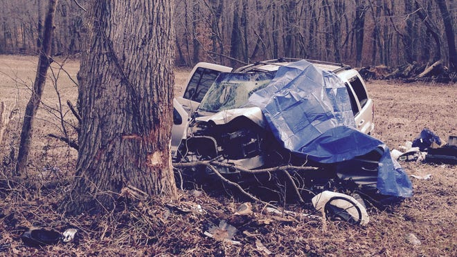 New Castle County Police are investigating a crash in the area of Frenchtown Road and the Maryland state line.