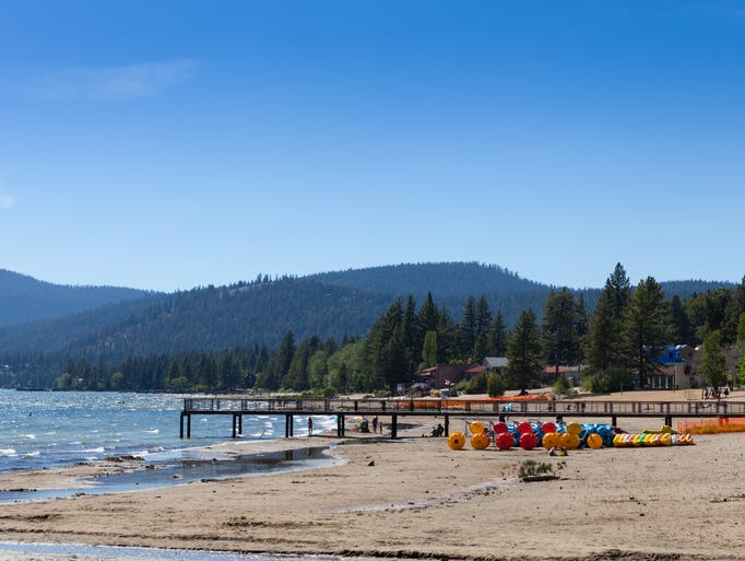 North Lake Tahoe is home to Tahoe City, Kings Beach