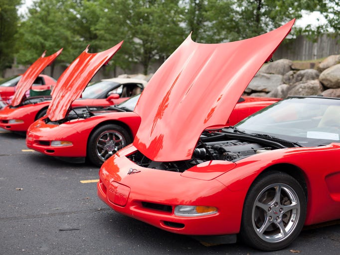 Bowman Auto Center >> Corvettes America Car show 2015