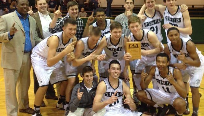 Christ School won the Carolinas Athletic Association basketball tournament on Saturday.