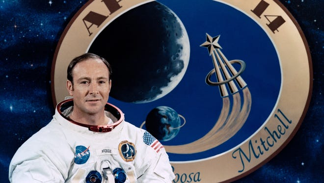 Apollo 14 Astronaut Edgar Mitchell, the last surviving member of the crew, passed away on Feb. 4, just hours away from the 45th anniversary of his touchdown on the moon.