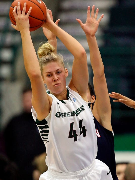 Green Bay UConn Basketball
