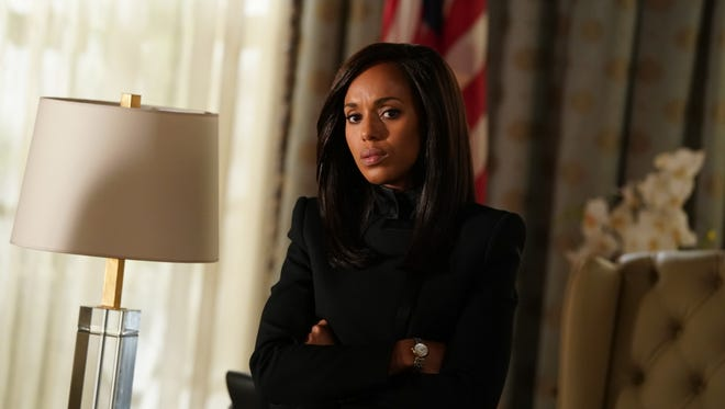 Olivia Pope (Kerry Washington) will meet Annelise Keating on crossover episodes of ABC's 'Scandal' and 'How to Get Away with Murder.'