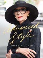 """Advanced Style,"" one of two books by Ari Seth Cohen, who speaks here Jan. 31"