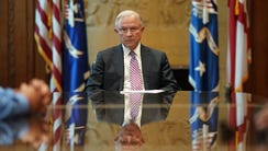 Sessions meets with families of victims killed by illegal