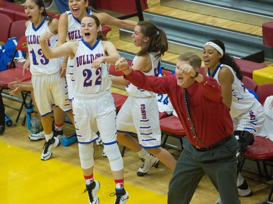Las Cruces High School girls basketball coach Matt Abney announced he was retiring after 14 seasons at LCHS.