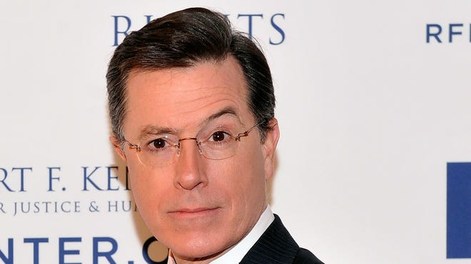Stephen Colbert will shed his late-night persona with his move to CBS