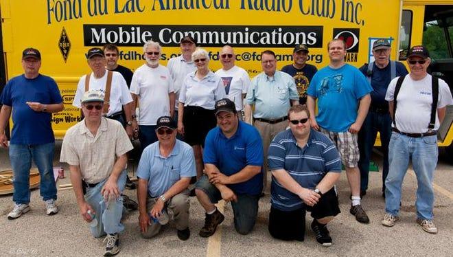 Ham Radio members