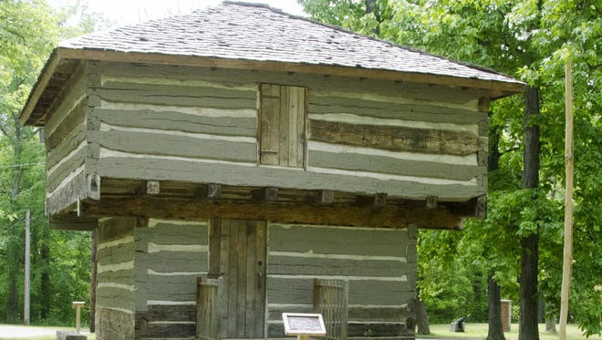 The Mansfield Blockhouse is one of 14 sites taking part in RichHistory Weekend.