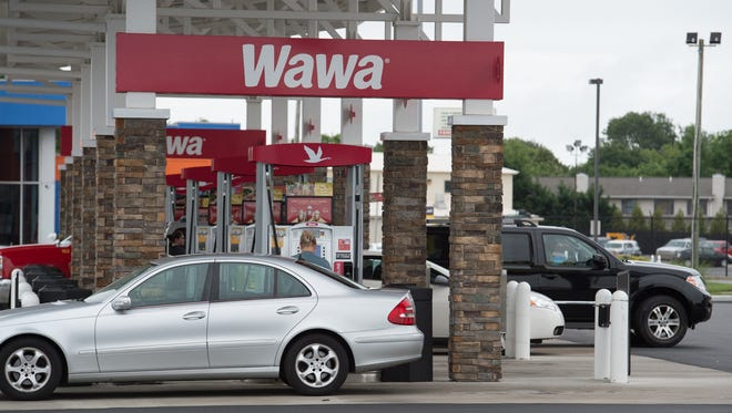Wawa plans to hire 5,000 new employees as part of its annual spring hiring spree. Delaware's newest Wawa store is coming this spring near Concord Mall.