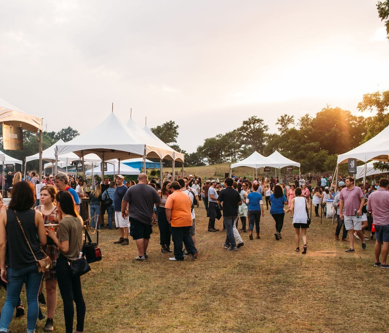 Hot Luck Festival returns to Austin, Texas, May 24–27. The second annual event will feature more than 60 hot chefs (Aaron Franklin, Steve McHugh, Ashley Christensen), a variety of tasting events and live music.
