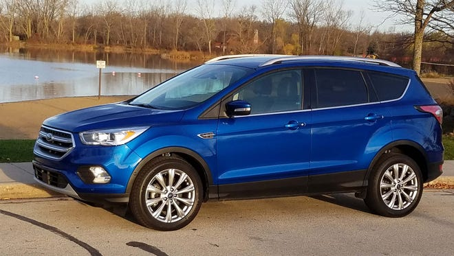 The 2017 Ford Escape remains a good family value.