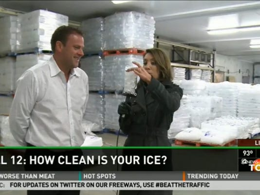 call 12 naquin ice