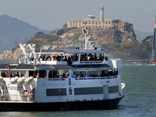 Alcatraz Ferry Plan