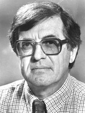 David Rossie in 1986.