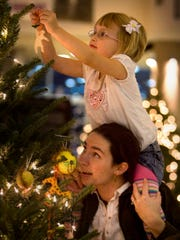 The Fantastic Forest display will be at the Zoo on Christmas Day.