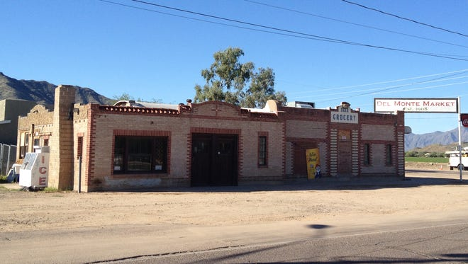 Del Monte Market, constructed more than 100 years ago, still operates as a market at 2659 W. Dobbins Road.