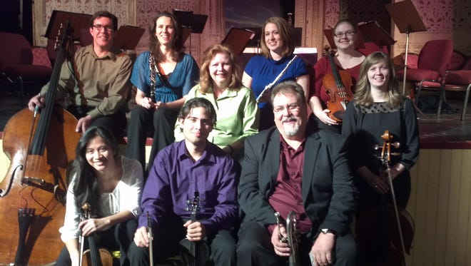 Trinkle Brass Works will perform its Portable Masterpieces show on Nov. 14 at the Jeanne Dini Center, sponsored by Yerington Theatre for the ARTS.