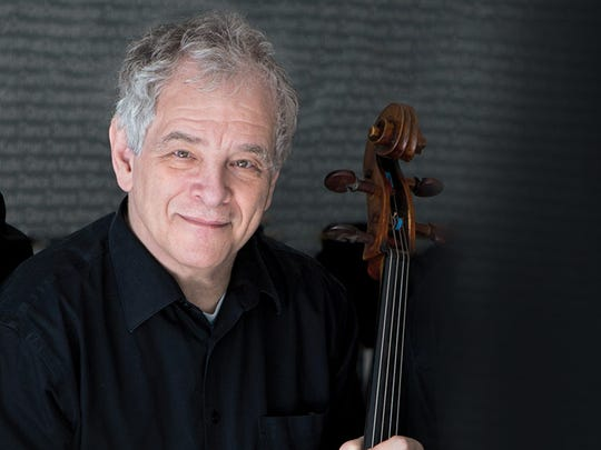 Cellist Joel Krosnick will be among the performers this weekend at two Capital City Concerts performances.