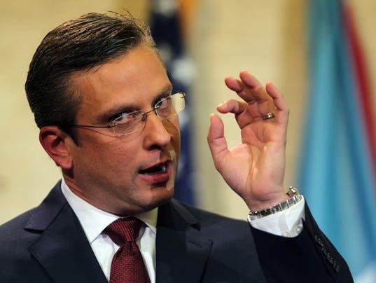 Garcia Padilla Debt Crisis