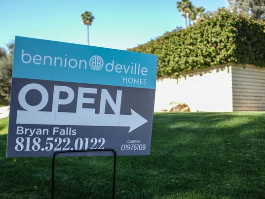 California Desert Home Prices Climbed 12 Percent In March