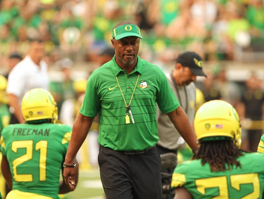 NCAA Football: Southern Utah at Oregon