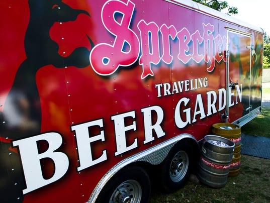 The Traveling Beer Garden