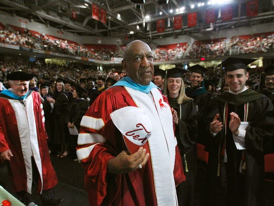 Bill Cosby at Temple