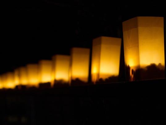 Through 12 31 Las Noches De Las Luminarias At Desert Botanical Garden